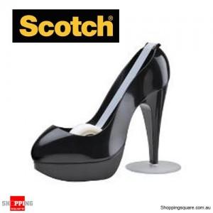 Scotch Magic Black Shoe Tape Dispenser