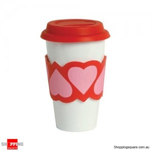 Eco Cup Mug - Love Edition Heart to Heart