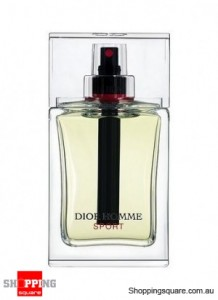 Dior Homme Sports by Christian Dior 100ml EDT Spray For Men Perfume