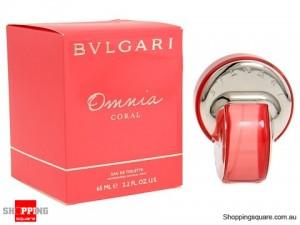 Bvlgari Omnia Coral 65ml EDT For Women Perfume