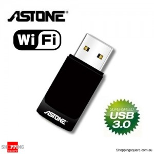 Astone AW-N300 Wireless N USB 3.0 Dongle Adapter