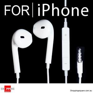 Earphone Earpods Remote MIC For Apple IPHONE 5 4S 4 Ipod Touch New IPAD 3 4 Mini
