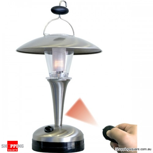 Rechargeable Outdoor Table Lamp with Remote Control for Camping, BBQ