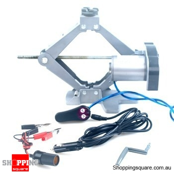 Electric 12V Car Jack Handy Kit 1000KG Auto Lift with