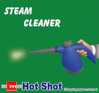 All in One Hand-Held Steam Pressure Cleaner with 6x Nozzles