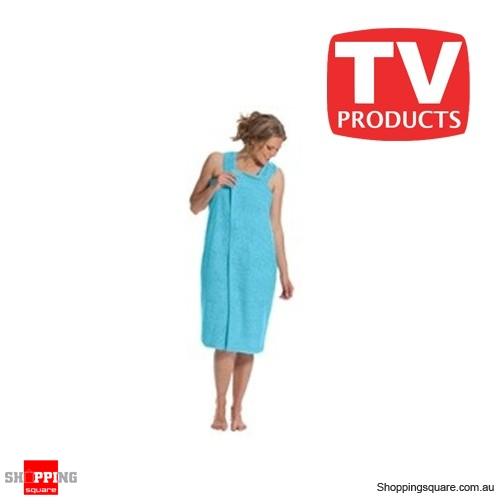 Wearable Towel- The Towel with Arm Openings