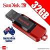 Sandisk Cruzer Switch 32GB CZ52 USB Flash Drive - DS