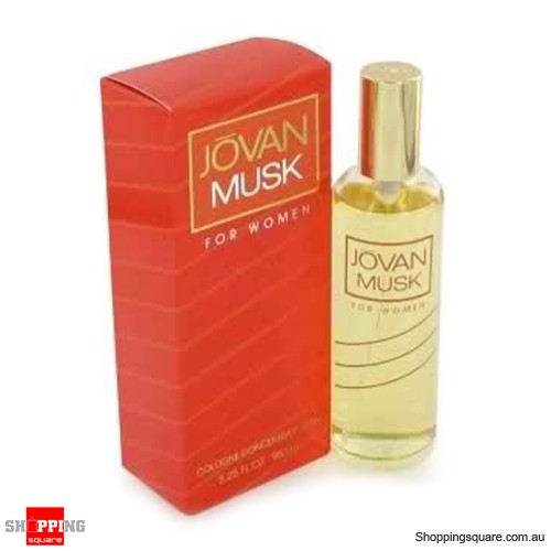 Jovan Musk 96ml EDC Spray by JOVAN For Women Perfume