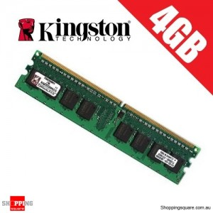 Kingston 4GB KVR16N11S8/4G Ram