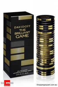 The Brilliant Game by Davidoff 100ml EDT By DAVIDOFF Men Perfume