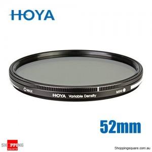 Hoya Variable Density Filter 3-400 52MM