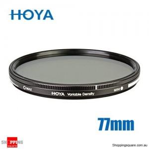 Hoya Variable Density Filter 3-400 77mm