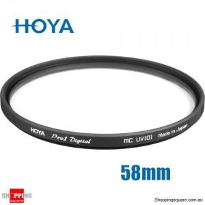 Hoya Ultraviolet (UV) Pro 1 Digital Filter 58mm