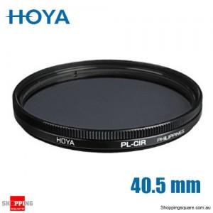 Hoya Circular Polarizer Filter 40.5mm for Camera Lens