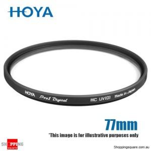 Hoya Ultraviolet (UV) Pro 1 Digital Filter 77mm