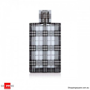 Brit By Burberry 100ml EDT For Men