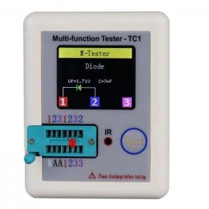 "3.5"" Colourful Display Multi-functional TFT Backlight Transistor Tester for Diode Triode Capacitor Resistor Transistor LCR ESR"