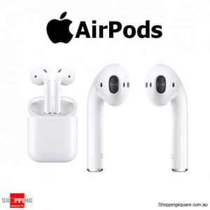 Apple AirPods Wireless Bluetooth Headphone White