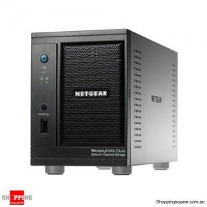 Netgear RND2150 ReadyNAS Duo Storage 500GB HDD