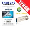 Samsung 128GB MUF-128BA Metallic Flash Drive BAR USB 3.0