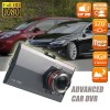 1080p HD 170° Wide Angle Car DVR Camera 3'' LCD with G-Sensor Night Vision HDMI Black Colour