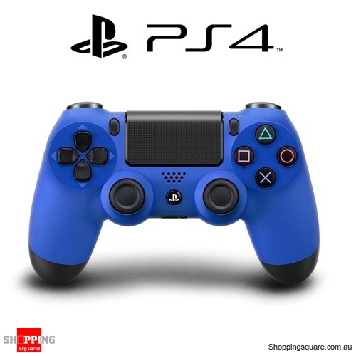 SONY Genuine Playstation 4 DualShock 4 Controller (PS4) - Blue