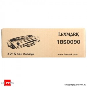 Lexmark X215 Toner