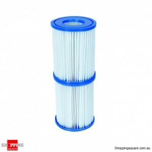 Bestway Lay-Z-Spa Filter Cartridge (Twin Pack)