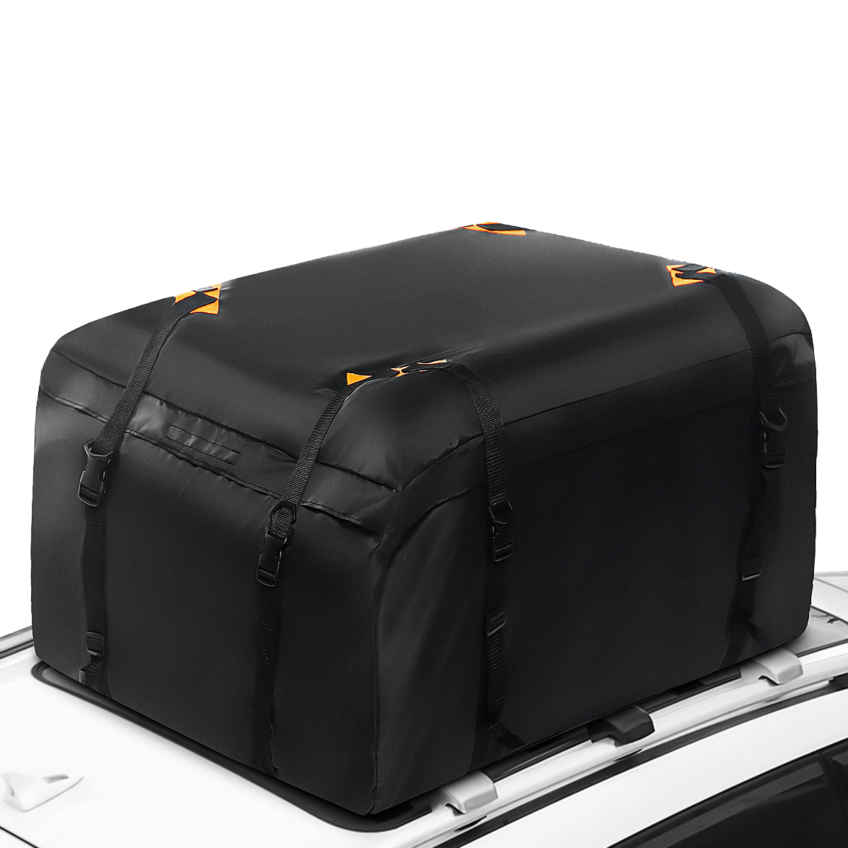 425L Universal Car Roof Top Cargo Bag Waterproof Luggage Carrier Basket Travel Storage Rack