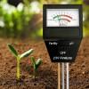 2 In 1 Plant Soil Fertility Ph Meter Digital Soil Tester Soil Moisture Sensor Potted Plants For Flower